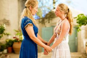 'mamma mia!' sequel 'here we go again!' is in the works