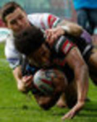 hull 0 st helens 45: justin holbrook's saints dominate on super league magic weekend