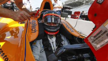 Fernando Alonso: Indianapolis 500 pressure is not a factor