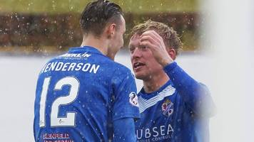 Cowdenbeath beat East Kilbride to stay in SPFL