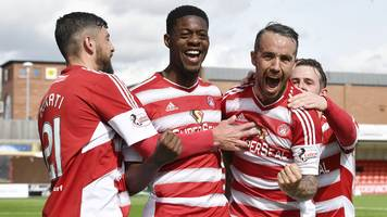 Hamilton victory a boost for play-off final - Martin Canning