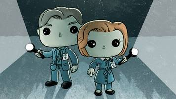 the x-files heads to the funko universe in this one shot exclusive