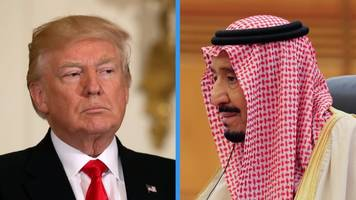 what's in the us' new deals with saudi arabia?