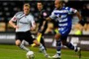 defender dean moxey won't be returning to pride park stadium with...