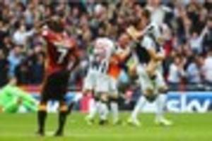 Derby County to play Millwall after play-off final win over...