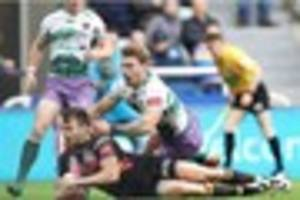 st helens embarrass hull fc at the magic weekend with 45-0...