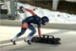 amelia coltman sets sights her on 2022 winter olympics skeleton