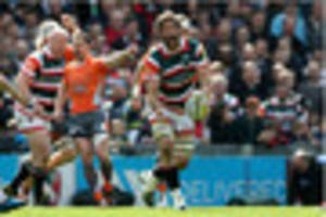 leicester tigers are ready for a tilt at aviva premiership...