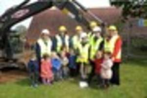 work starts on new early years facility at north lincolnshire...