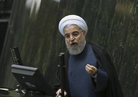 Hassan Rouhani leads Iran presidential race, expected to win