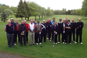 it's wishaw v wishaw as 'ryder cup' event to take place 20 years after the first