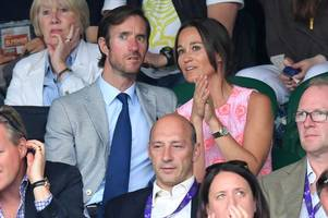 Who is James Matthews? Everything you need to know about Pippa Middleton's husband and brother of Spencer Matthews