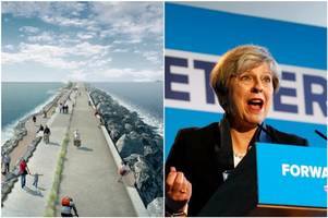 tories come under fire for failing to promise to deliver on swansea bay tidal lagoon