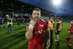 james davies proves welsh selectors wrong and big brother also shines. the talking points from the scarlets' semi-final stunner