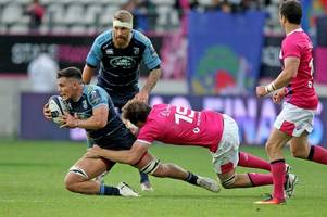 the key talking points as cardiff blues start with a bang... but end with a whimper against stade francais