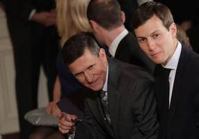 Is Jared Kushner a person of interest in the Trump-Russia investigation?