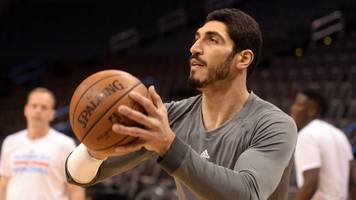 nba star enes kanter's passport cancelled by native turkey