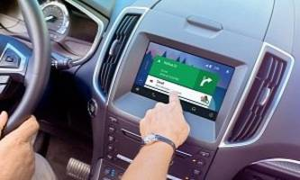 Ford Adds Apple CarPlay and Android Auto Support on MY2016 Cars With SYNC 3