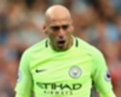 caballero hoping to extend manchester city stay