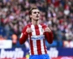Griezmann jumps to dismiss Real Madrid speculation in show of Atletico loyalty