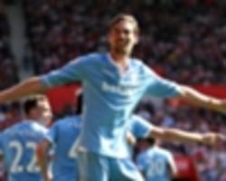 southampton 0 stoke city 1: crouch haunts saints with record-breaking header