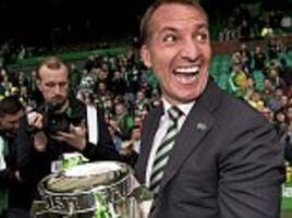 brendan rodgers' 'infrangible' celtic side a cut above