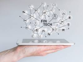 a 'paradigm shift' is taking place in financial technology