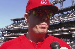 Cron on his grand slam: 'I was ready to hit'