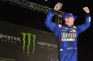 Social media reaction to Kyle Busch's Monster Energy All-Star win