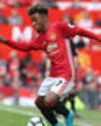 Manchester United golden boy Angel Gomes sends message to Jose Mourinho after making debut