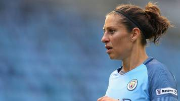 wsl 1 spring series: carli lloyd sent off as man city women & chelsea ladies win