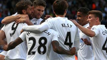 swansea come back to overcome west brom