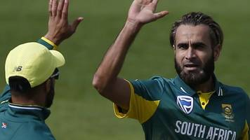 South Africa v Northamptonshire: Hashim Amla stars as Proteas avoid defeat