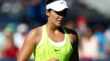 laura robson: briton to re-enter world's top 200 after japan win
