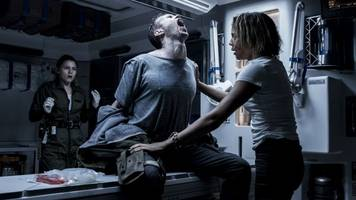 'alien: covenant' debuts below expectations but takes top spot anyway