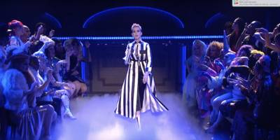 "Katy Perry Performs ""Swish Swish"" on ""SNL"": Watch"