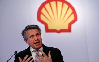 shell may face grilling this week over top boss ben van beurden's pay