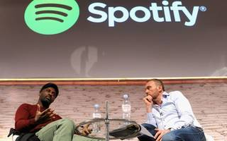 uh oh. leaked reports show spotify's losses have widened to over £300m