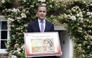 why jane austen experts don't like with the new £10 note