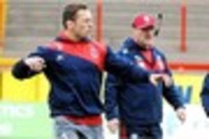 hull kr coach tim sheens wary of threat 'improving' swinton lions...