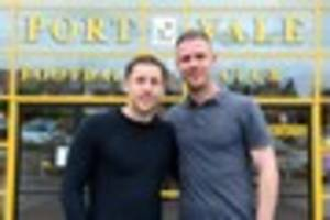 Port Vale opinion:  We need to feed the Pope