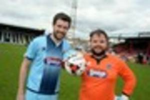 Celebrities and ex-town stars face of against local fans for...