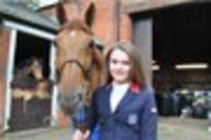 Holly's jumps help Great Britain to podium finish