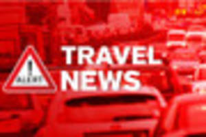 accident on m25 near brentwood causing delays for drivers between...