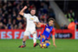 'Manchester United and Crystal Palace will make changes –...