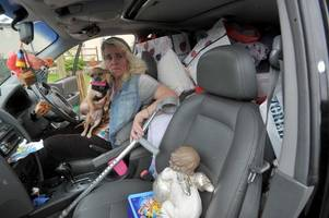 how would you help former nurse living out of her car?