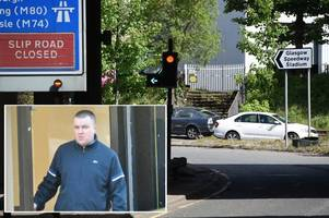 gang boss steven 'bonzo' daniel told cops to 'f*** off' using pen and paper after machete attack left him unable to speak