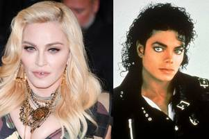 Naked Madonna 'scared Michael Jackson so much it put him off women' says friend Mark Lester