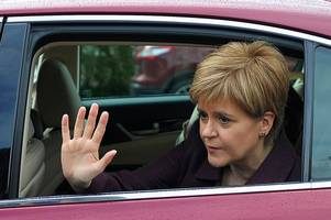 Nicola Sturgeon's personal security beefed up in wake of death threats