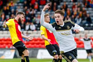 partick thistle 0 aberdeen 6 as scott wright hat trick helps red hot dons to record points total - 3 things we learned
